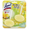 Lysol Toilet Bowl Cleaner Blocks - Block - 1.41 oz (0.09 lb) - Citrus Scent - 8 / Carton - Yellow