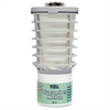 TCell Dispenser Fragrance Refill - Cucumber Melon - 60 Day - 6 / Carton - Odor Neutralizer, VOC-free, Recyclable