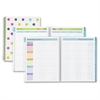 Blue Sky Teacher Dots Planner - Academic - Weekly, Monthly, Daily - 1 Year - July 2016 till June 2017 - 2 Week, 2 Month Double Page Layout - Wire Bound - Multicolor - Tabbed, Writable Surface, Flexibl