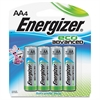 EcoAdvanced AA Batteries - AA - Alkaline - 96 / Carton