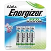 Energizer EcoAdvanced AAA Batteries - AAA - Alkaline - 96 / Carton