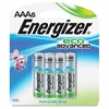 Energizer EcoAdvanced AAA Batteries - AAA - Alkaline - 144 / Carton