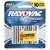 Advanced High Energy AAA Batteries - AAA - Alkaline - 144 / Carton