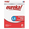 Eureka Electrolux LS Filteraire Vacuum Bags - Style LS - White