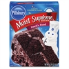 Pillsbury Folgers Moisture Supreme Devil's Food Cake Mix - Chocolate - 15.25 oz - 1 Each