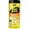 Goo Gone Weiman Products Tough Task Wipes - Wipe - 24 / Canister - 1 Each - White