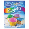 Happy Birthday Funfetti Cake Mix - Box - 24 Serving Cup - 15.25 oz - 1 Each