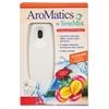 TimeMist AroMatics Tropical Air Freshener Kit - 50 Hour - 60 Day(s) Refill Life - Tropical Splash - 4 / Carton - White