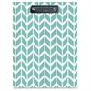 "Waverly Clipfolio - 8.50"" x 11"" - Multi"