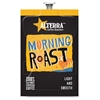 Mars Drinks Alterra Morning Roast Coffee - Compatible with Flavia - Regular - Morning Blend - Light - 100 / Carton