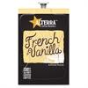 Alterra French Vanilla Flavored Coffee - Compatible with Flavia - Caffeinated - French Vanilla - Medium - 100 / Carton