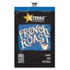 Alterra French Roast Coffee - Compatible with Flavia - Caffeinated - French Roast - Dark - 100 / Carton