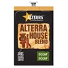 Alterra House Blend Decaf Coffee - Compatible with Flavia - Decaffeinated - House Blend - Light - 100 / Carton