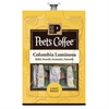 Peet's Coffee & Tea Mars Drinks Peet's Colombia Luminosa Coffee - Compatible with Flavia - Regular - Colombia Luminosa - Light - 72 / Carton