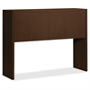 "HON 10500 Srs Mocha Laminate Furniture Components - 48"" x 14.6"" x 37.1"" - Drawer(s)3 Door(s) - Square Edge - Material: Wood Grain Work Surface, Metal Fastener - Finish: Mocha, Thermofused Laminate (TF"