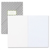 "Blue sky Blue Sky Fashion Flexible Paper Notebooks - 80 Sheets - 5"" x 8"" - 3 / Pack"