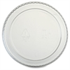 Genuine Joe Portion Cup Lid - 2500 / CartonTransparent, Clear