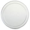 Cup Lid - 2500 / CartonTransparent, Clear