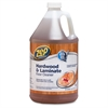 Zep Commercial Hardwood/Laminate Floor Cleaner - Ready-To-Use - 1 gal (128 fl oz) - 1 Each - Blue
