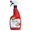 Zep Commercial High Traffic Carpet Cleaner - Spray - 0.25 gal (32 fl oz) - 1 Each - Red