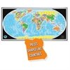 Jigsaw Puzzle - Theme/Subject: Learning, Fun - Skill Learning: Countries, Capitals