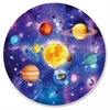 Floor Puzzle - Theme/Subject: Learning - Skill Learning: Solar System, Galaxy - 50 Pieces