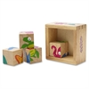 Toddlers Sealife Buddy Blocks Set - Theme/Subject: Animal, Learning, Fun - Skill Learning: Stacking, Motor Skills, Problem Solving