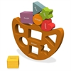 BeginAgain Shapes/Colors Balance Boat - Theme/Subject: Fun, Learning - Skill Learning: Color, Shape, Motor Skills, Spatial Relation, Fine Motor