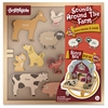 Toys Sounds Around the Farm Story Box - Theme/Subject: Animal, Learning, Fun - Skill Learning: Farm, Name, Sound - 8 Pieces