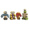Tinker Totter Robots Playset - Skill Learning: Thinking, Problem Solving - 28 Pieces