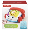 Chatter Telephone Pull Toy - Theme/Subject: Fun - Skill Learning: Number, Counting, Fine Motor, Gross Motor, Senses, Tactile Stimulation, Auditory