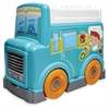 Food Truck Kitchen Preschool Play Set - Theme/Subject: Learning, Kitchen, Food - Skill Learning: Expression, Building - 32 Pieces
