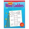 Scholastic Grade 1-2 Daily Word Ladders Workbook Education Printed Book - Book - 176 Pages