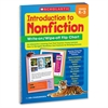 Scholastic K-3 Intro To Nonfiction Flip Chart - Theme/Subject: Learning - Skill Learning: Table, Map, Graph, Navigation, Chart - 5-8 Year