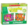 Scholastic Res. Gr K-2 Alphabet Learning Mats Kit - Theme/Subject: Learning - Skill Learning: Uppercase Letters, Lowercase Letters, Alphabet, Matching, Letter - 8+
