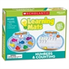 Scholastic Res. Gr K-2 Numbers Learning Mats - Theme/Subject: Learning - Skill Learning: Counting, Number, Patterning, Shape - 70 Pieces