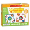 Scholastic Res. GrK-2 Beg. Sounds Learning Puzzles - Theme/Subject: Learning - Skill Learning: Letter, Sound, Picture Matching, Picture Words, Uppercase Letters, Lowercase Letters, Assessing Fluency,