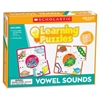 Scholastic Gr K-2 Vowel Sounds Learning Puzzles - Theme/Subject: Learning - Skill Learning: Vowels, Sound, Long Vowels, Short Vowels, Assessing Fluency, Spelling, Patterning, Reading, Writing, Word, L