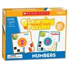 Scholastic Gr K-2 Numbers Learning Puzzles - Theme/Subject: Learning - Skill Learning: Number, Color, Shape, Counting, Reading, Writing, Addition, Computation, Matching, Geometry, Sorting, ... - 10 Pi