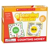 Scholastic Res. Gr 1-3 Counting Money Lrng Puzzles - Theme/Subject: Learning - Skill Learning: Counting, Money, Matching, Coin - 10 Pieces