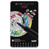 BIC Color Collection Coloring Felt Pens - Assorted Water Based Ink - 10 / Set