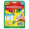 Crayola My First Ultra-Clean Washable Markers Set - Assorted - 24 / Carton