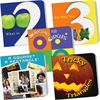Teacher Created Resources Concepts: Counting and Math 5 Book Set Education Printed Book for Mathematics - Book