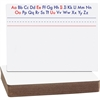 Flipside Alphabet Magnetic Dry-erase Board - Assembly Required - 12 / Set
