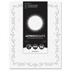 Astrobrights White Foil Enhanced Certificates