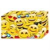 "Ashley Emoji Design Index Card Holder - For Index Card 3"" x 5"" Sheet - Emoji Design - Multi - Polypropylene - 5 / Pack"