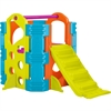 ECR4KIDS Vibrant Climb and Slide - 66 lb Weight Capacity - Plastic