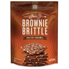 Brownie Brittle Marjack Sheila G's Salted Caramel - Resealable Container - Salted Caramel - 5 oz - 1 Bag