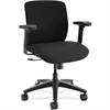 "HON ComfortSelect K3 Task Chair - 5-star Base - Black - 26.8"" Width x 30.8"" Depth x 43.5"" Height"