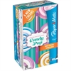 Paper Mate Flair Candy Pop Limited Ed Felt Tip Pen - Medium Point Type - Assorted - 36 / Box
